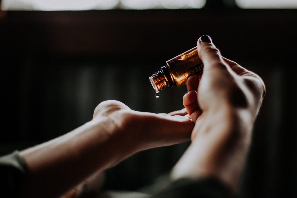 Doftens terapeutiska inverkan